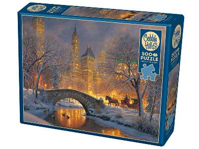 WINTER IN THE PARK 500pc