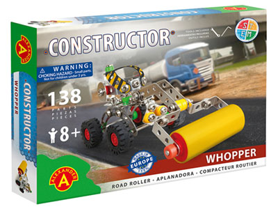 WHOPPER ROAD ROLLER 138pc