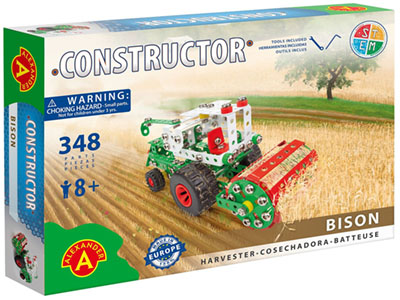 BISON HARVESTER 348pc