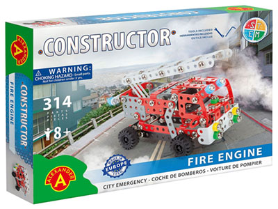 FIRE ENGINE CITY EMERGNCY 314p