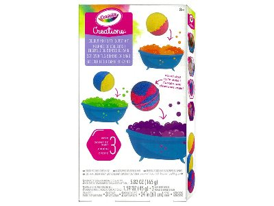 CREATIONS COLOUR BATH BURST