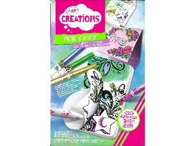 CREATIONS MAGIC TRANSFER KIT