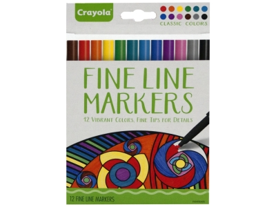 FINE LINE MARKERS CLASSIC