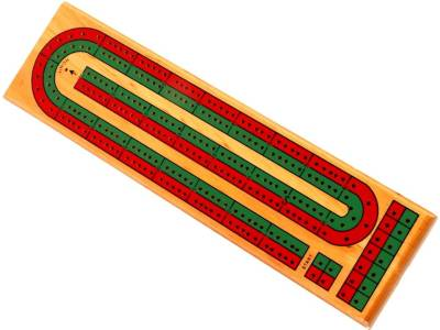 CRIBBAGE, 2 TRACK COLOUR