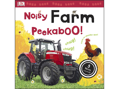 NOISY PEEKABOO: FARM