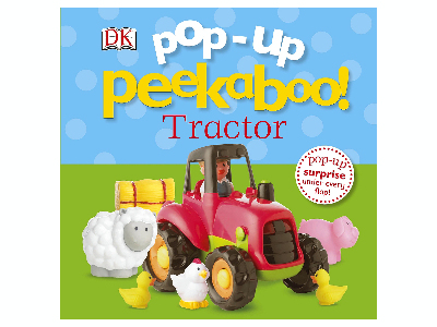 POP-UP PEEKABO TRACTOR