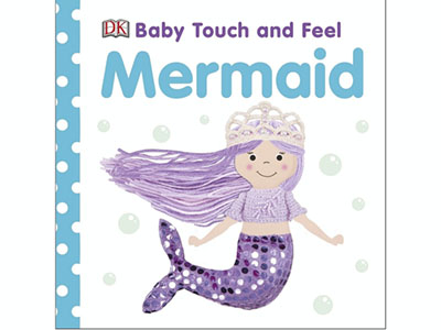 MERMAID BABY TOUCH AND FEEL