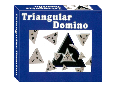 DOMINOES TRIANGULAR
