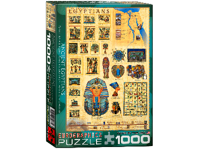 ANCIENT EGYPTIANS 1000pc