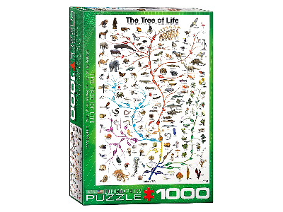 THE TREE OF LIFE 1000pc