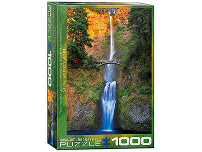 MULTNOMAH FALLS 1000pc
