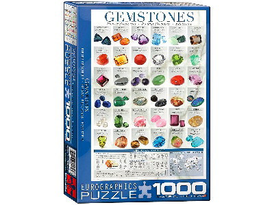 GEMSTONES 1000pc