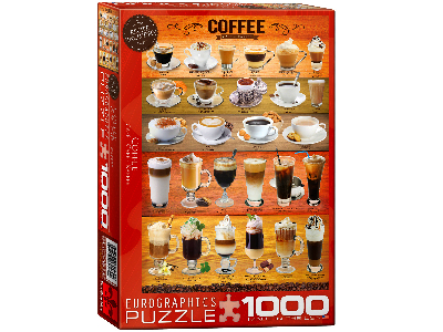 COFFEE 1000pc