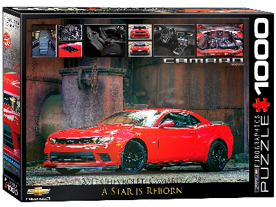 CHEVY CAMARO 1000pc