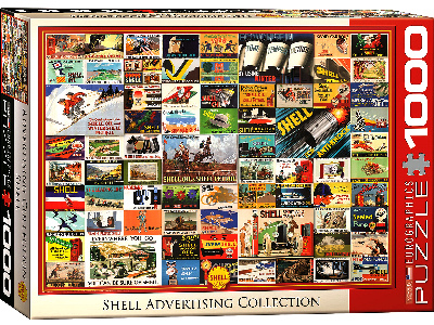 SHELL HERITAGE COLLECTION 1000