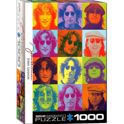 JOHN LENNON PORTRAITS 1000pc