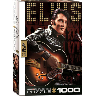 ELVIS COMEBACK 1968 1000pc