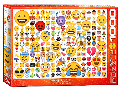EMOJIPUZZLE, WHAT'S YOUR MOOD?