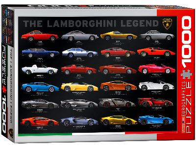 LAMBORGHINI LEGEND 1000pc