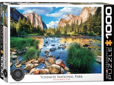 YOSEMITE NATIONAL PARK 1000pc