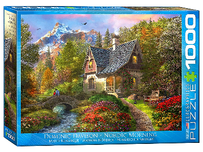 NORDIC MORNING 1000pc