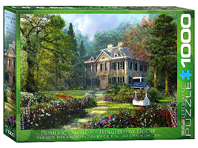 LONGFELLOW HOUSE 1000pc
