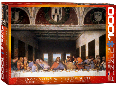 THE LAST SUPPER 1000pc