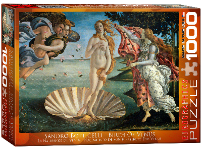 BIRTH OF VENUS 1000pc