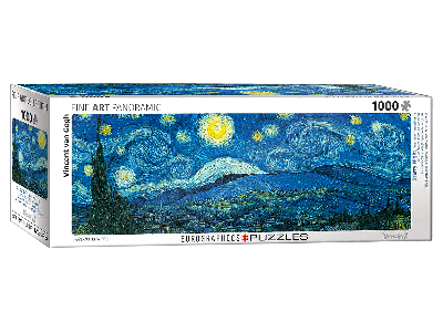 STARRY NIGHT PANORAMA 1000pc