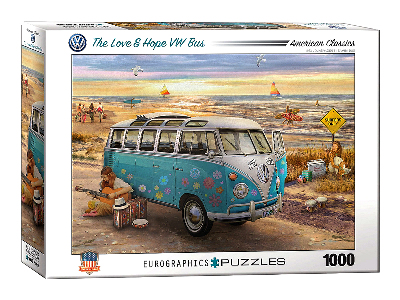 AMERICAN CLASSICS LOVE VW BUS