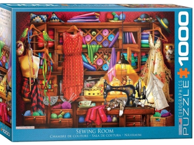 SEWING CRAFT ROOM 1000pc