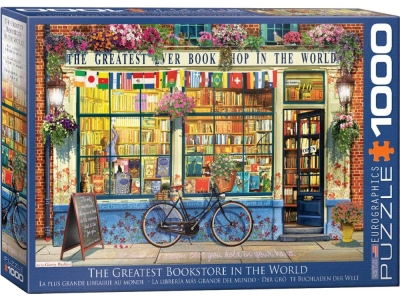 THE GREATEST BOOKSTORE 1000pc