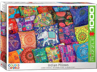 INDIAN PILLOWS 1000pc