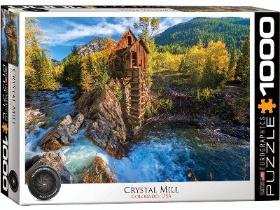 CRYSTAL MILL 1000pc