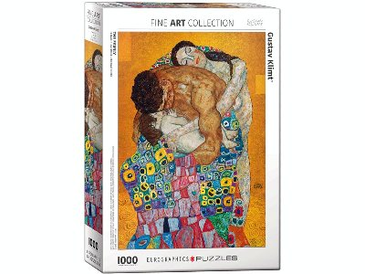 KLIMT, THE FAMILY 1000pc