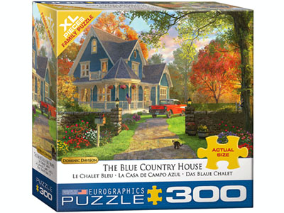 BLUE HOME DAVISON 300pc XL