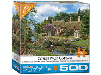 COBBLE WALK COTTAGE 500pcXL