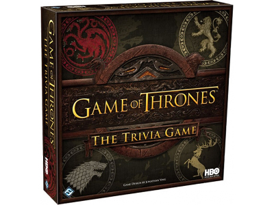 HBO GAME OF THRONES TRIVIA