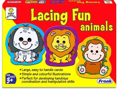 LACING FUN ANIMALS