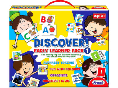 DISCOVER EARLY LEARNER PACK #1