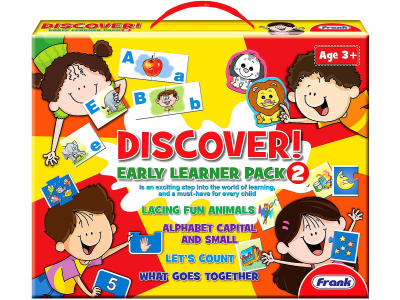 DISCOVER EARLY LEARNER PACK #2
