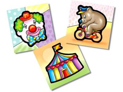 CIRCUS FIRST PUZZLE