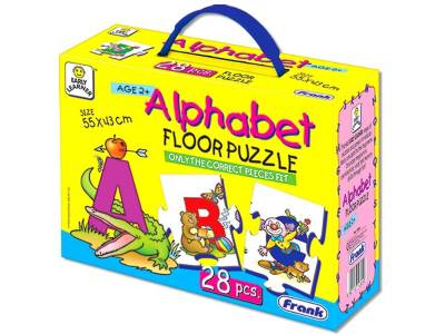 ALPHABET FLOOR PUZZLE (28PCS)