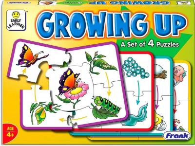 GROWING UP PUZZLE