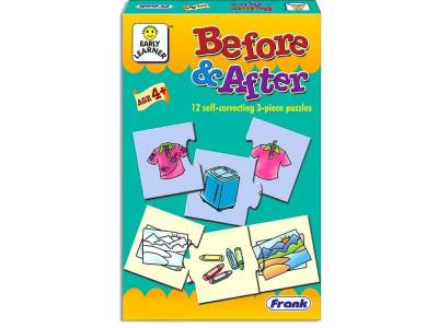 BEFORE & AFTER PUZZLE