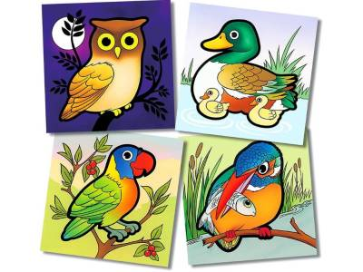 BIRD VIEW JUNIOR PUZZLE