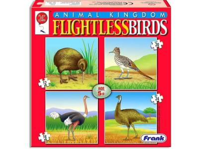 FLIGHTLESS BIRDS PUZZLE
