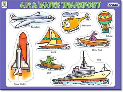 AIR & WATER TRANSPORT TRAY PUZ