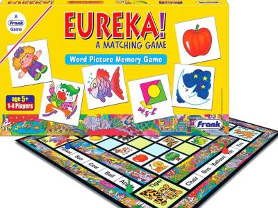 EUREKA! WORD PICTURE MEMORY