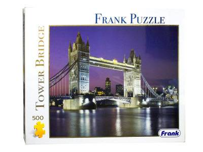 TOWER BRIDGE 500pc